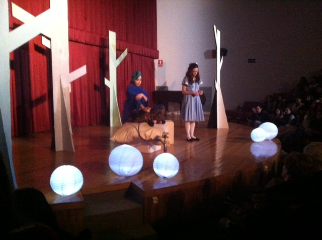 Obra de teatro Alicia en el País de las Maravillas