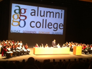 Día de Padres 2015 Alumni College
