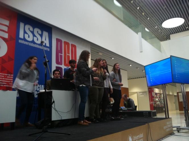 Karaoke día del Patrón