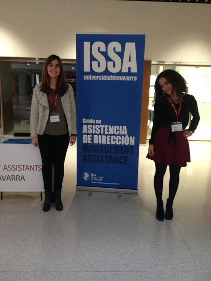 Jornadas de Admisión de ISSA School of Management Assistance Diciembre 2015