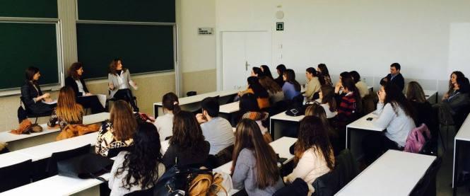 Conversando con graduados ISSA 2016 Día del Patrón