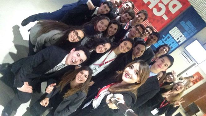 Unmun 2016 Universidad de Navarra Asamblea General