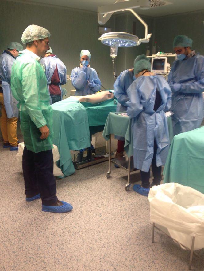 I Curso de Cirugía Dermatológica para residentes 2