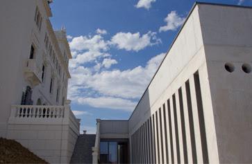 Colegio mayor Jaizkibel Palacio Eva-Enea