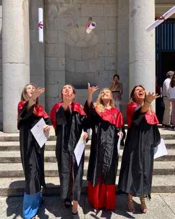 graduación 3