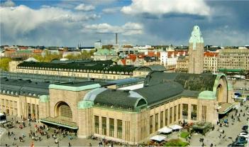 Estación central Helsinki